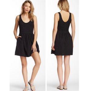 Joie Black Lace  Dress